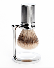 Muhle Chrome Brush Stand
