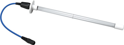 """One Year replacement Bulb for Fresh Aire P/N TUVL-115P Bulb has an attached 10"""" Cord: with a molded black weather-proof connector.  This UV replacement lamp by True Fit is 100% compatible for use with Fresh Aire Blue Tube UV Systems and Models and TUVL-115P"""