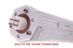 "Only fits the ""Silver"" Power Head System  CELL Fits the RGF Guardian Air PHI-212-GA (1,000 to 6,500 CFM.)  This UV replacement lamp by True Fit is 100% compatible for use with Guardian Aire UV Systems, TopTech, Air Knight and other Models."