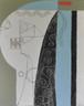 "Matahari - Acrylic and Charcoal on Canvas.  Unframed.  20 x 16"""