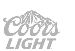 Window Etch - Coors Light