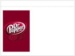Case Stack Signs - Dr Pepper