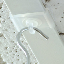 Swivel Loop Ceiling Grid Clip