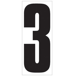 "18"" Number 3"