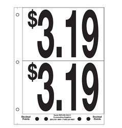 """5"""" Pre-priced $3.19"""