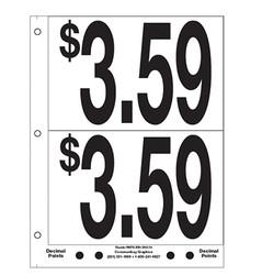 """5"""" Pre-priced $3.59"""