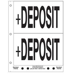 "5"" +Deposit"