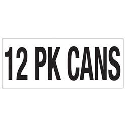 POP 12 Pk Cans