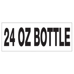 POP 24 oz Bottle
