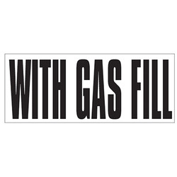 POP With Gas Fill
