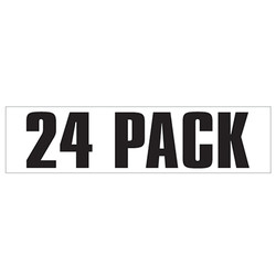 Medium Banner Label - 24 Pack