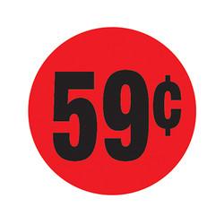 Da-Glos 59¢