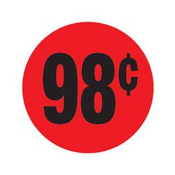 Da-Glos 98¢