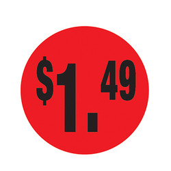 Da-Glos $1.49