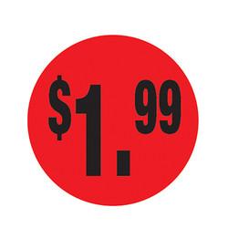 Da-Glos $1.99