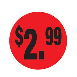 Da-Glos $2.99