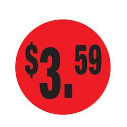 Da-Glos $3.59