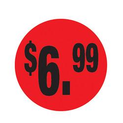 Da-Glos $6.99