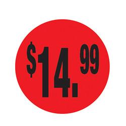 Da-Glos $14.99