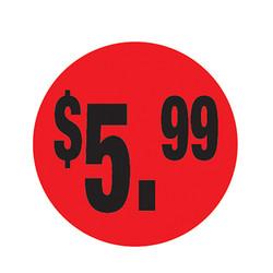Da-Glos $5.99
