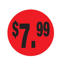Da-Glos $7.99