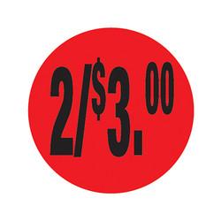 Da-Glos 2/$3.00