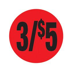 Da-Glos 3/$5.00