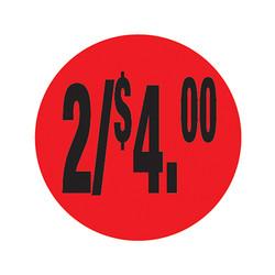 Da-Glos 2/$4.00