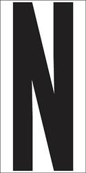 """9"""" Letter N"""