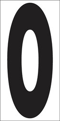 "9"" Letter O"