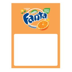 Fanta Low Tac Cling