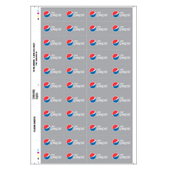 Diet Pepsi Flavor Sheet