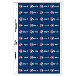 Pepsi First Flavor Sheet