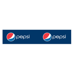 Pepsi First Runner Tags on a Roll