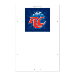 "Exterior Pole Sign - 31"" X 47"" RC"