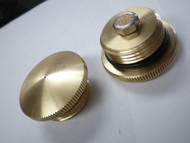 Brass Vented / Filler Cap