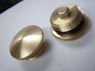 Brass Vented / Filler Cap