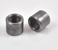 "Steel weld in BSPP british standard pipe thread bung 1/4"""