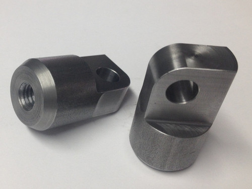 harley footpeg clevis adapter