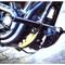 Harley dyna hightway peg crashbar crashcage fxd fxdb frame slider