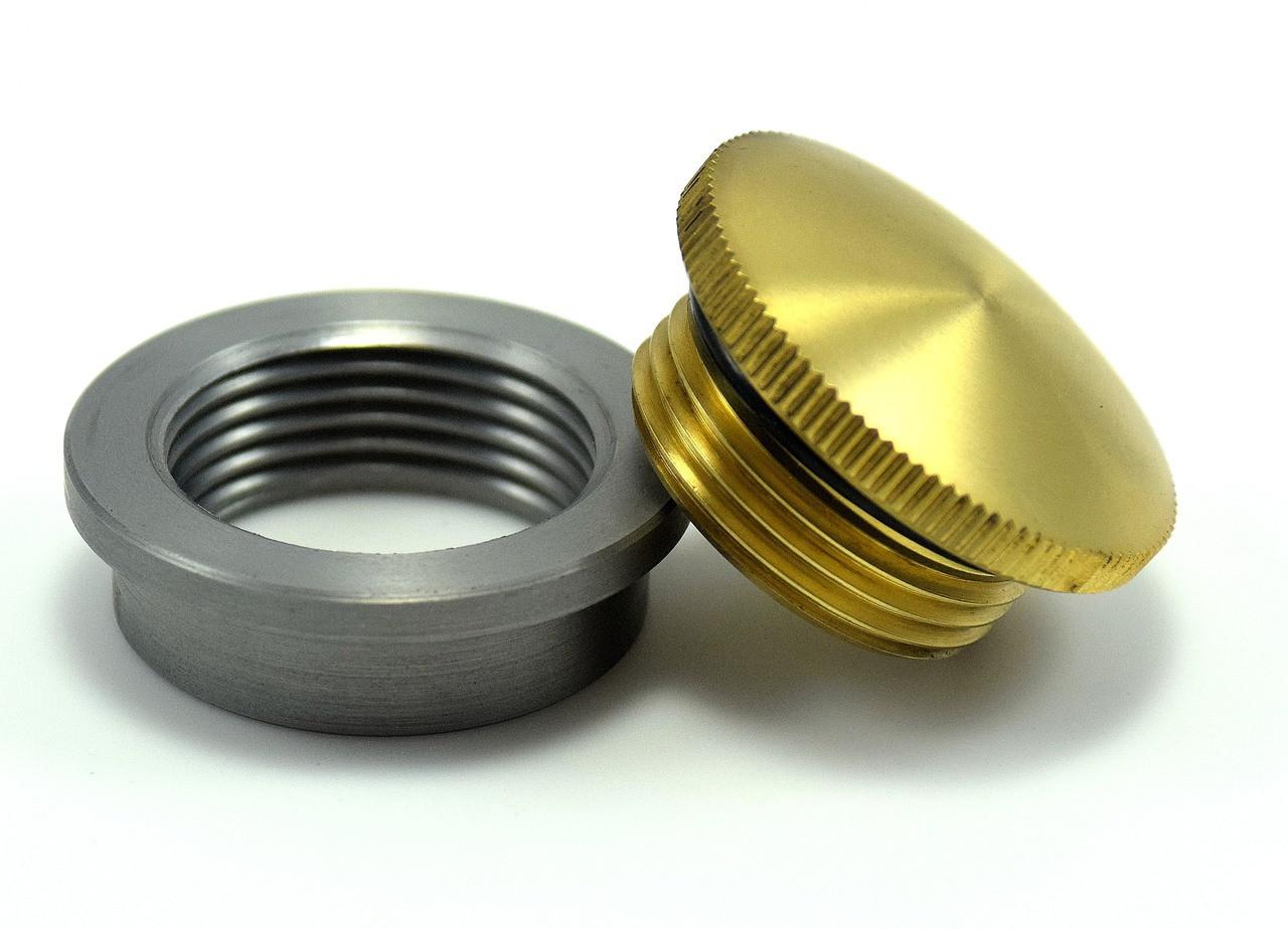 Brass Filler Cap and Bung