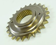 front sprocket for dyna fxr sportster chain conversion