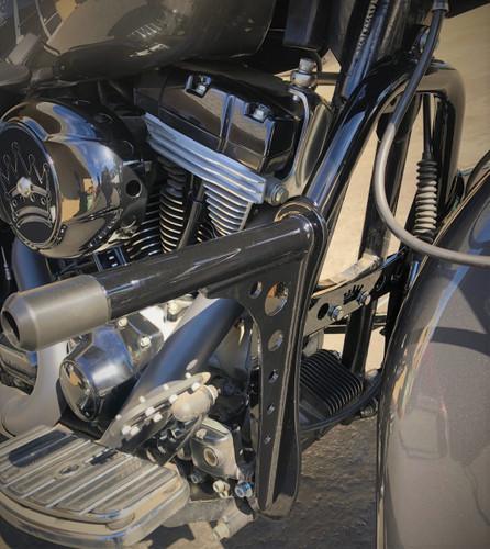 flh bagger crashbar engine guard road glide street glide road king hd Harley Harley Davidson electra glide ultra classic
