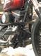 Harley Davidson dyna crashbar for forward control models bungking