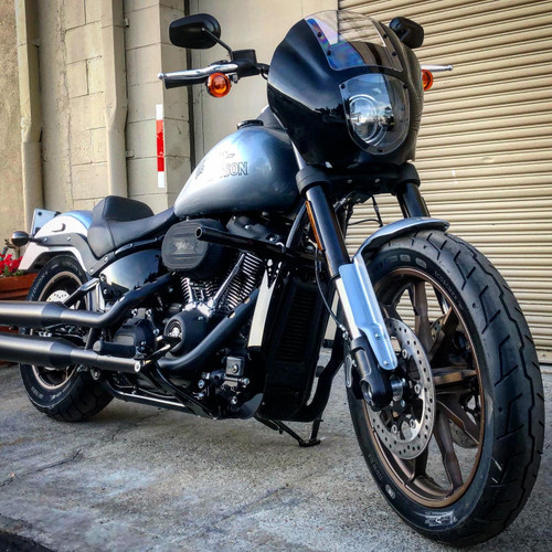 Harley Quarter Fairing To 2020 Low Rider S