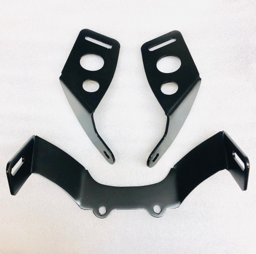quarter adapter mounting fairing brackets 2020 low rider s HD harley softail