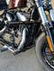 Sportster crash bar frame slider engine guard 2 step sky scraper Harley davidson crashbar highway peg bungking bung king