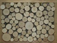 White Birch Fill-A-Space Logs