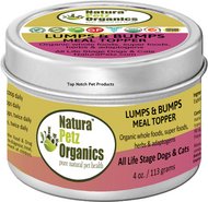 Natura Petz Lumps and Bumps  Topper All Life Stage Dogs & Cats