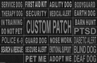 Dogline Patches